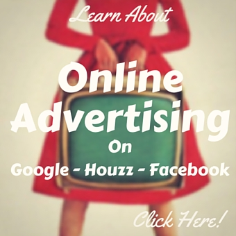 Online Advertising on Houzz, Facebook and PPC