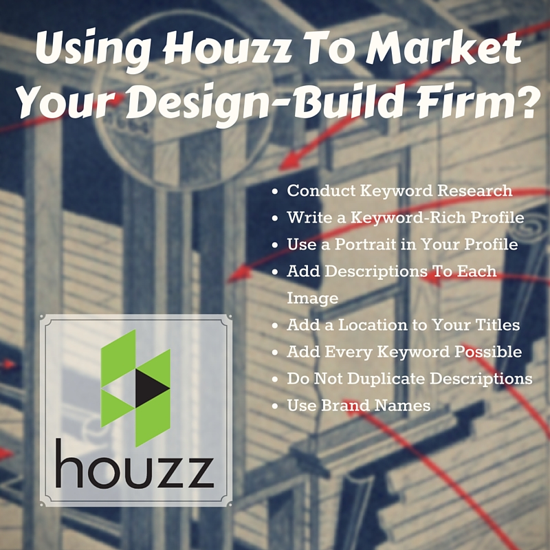 Houzz For Marketing Design-Build Firms
