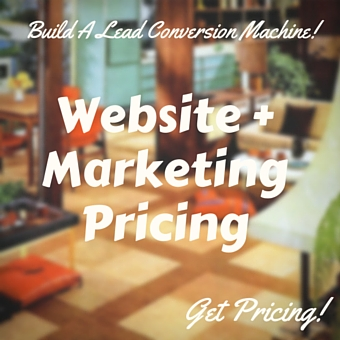 The cost of a new squarespace website and marketing