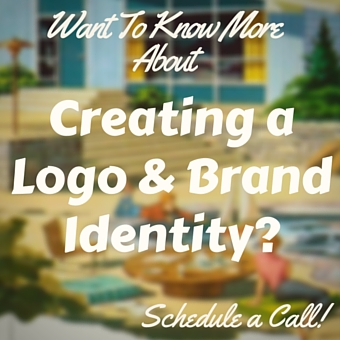 Contact Us To discuss Logo Design and Brand Development