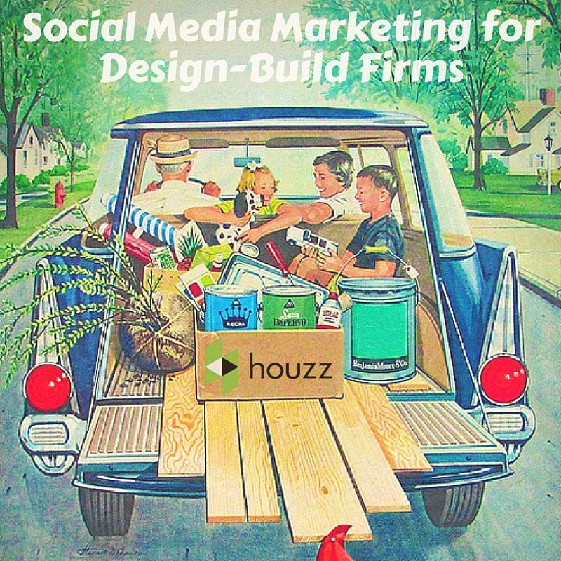 visual marketing on social media for design-build contractors
