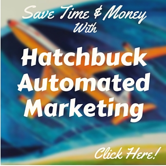 Save Time And Money With Hatchbuck Automated Marketing Software
