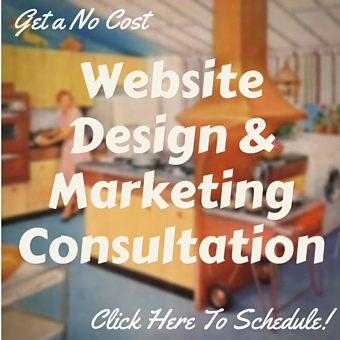 Get a no cost website and marketing consultation