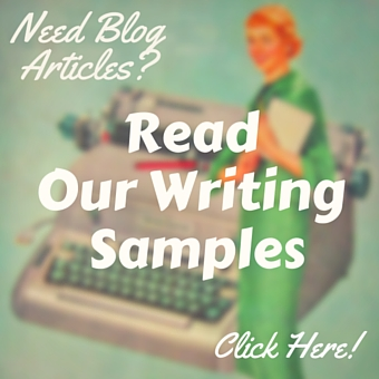 View our blog writing samples