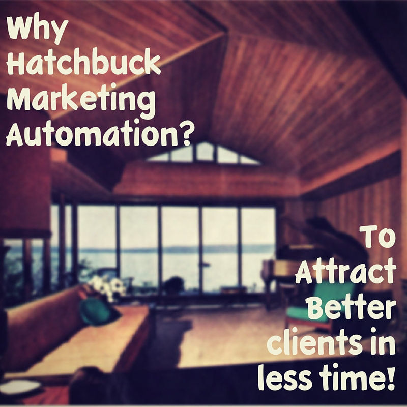 Hatchbuck Marketing Automation for Construction Firms