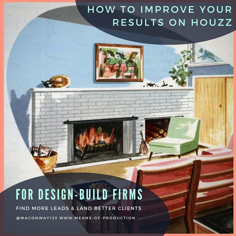 Houzz for Design Build Construction Firms