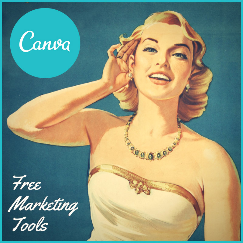 We use Canva for all of the graphic design found on our blog