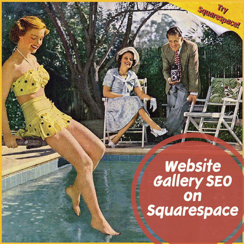 Squarespace SEO Tools for Images