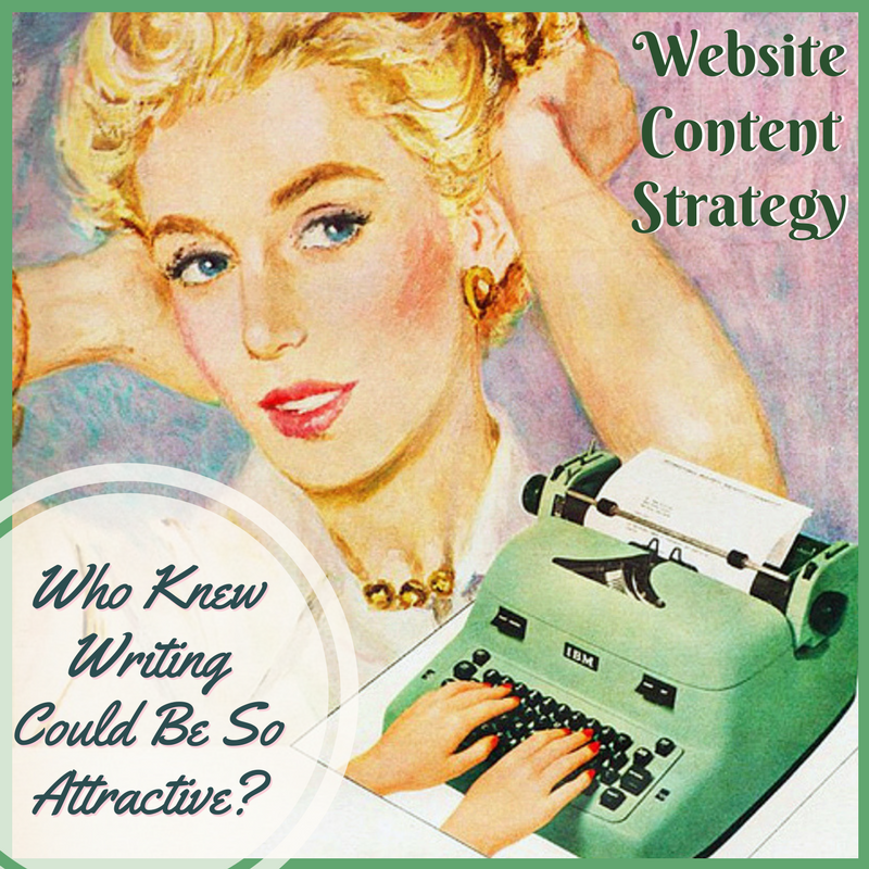 Developing a website content strategy for SEO and lead generation