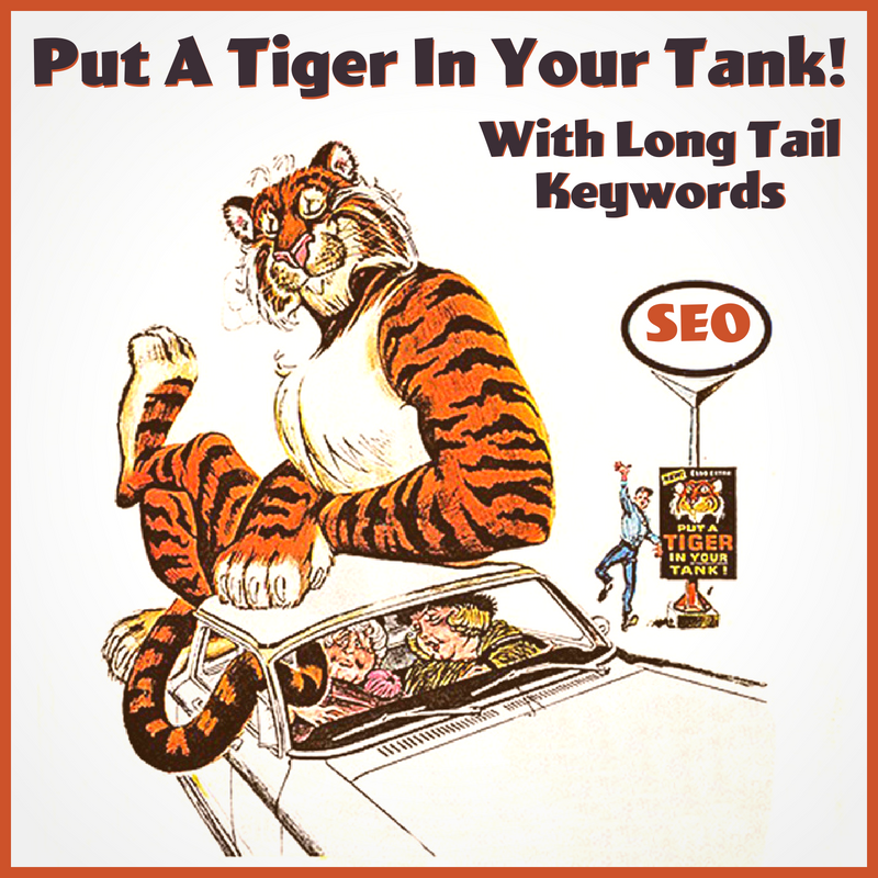 Using Long Tail Keywords For Squarespace SEO