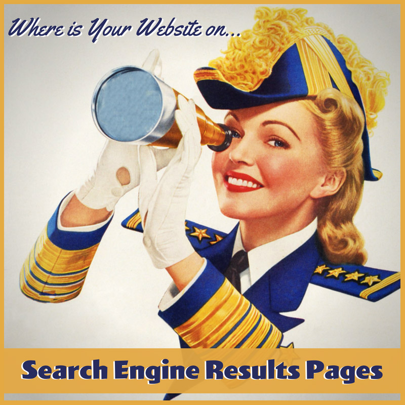 Squarespace SEO Search Engine Results Page Layout