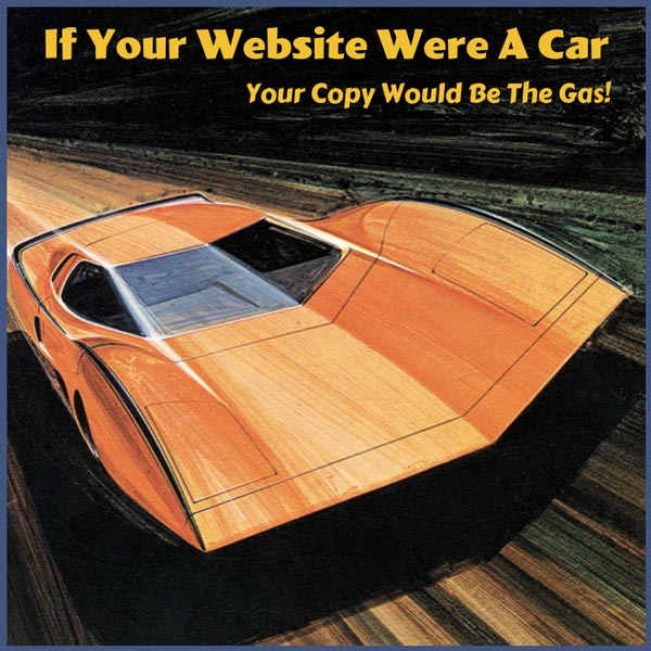 Keyword-rich website copy is the best to attract clients