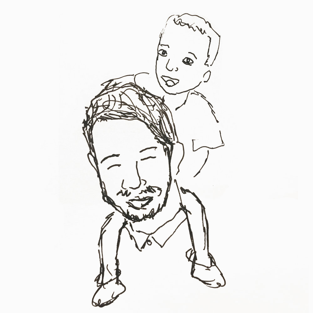 This is Jerad. He's the best Dad!