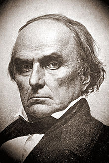 Old Daniel Webster. In a biopic, he could've been played by Anthony Hopkins.