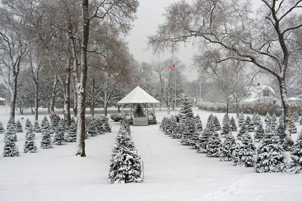 Westminster Park in the Winter-Photo by James Hopp