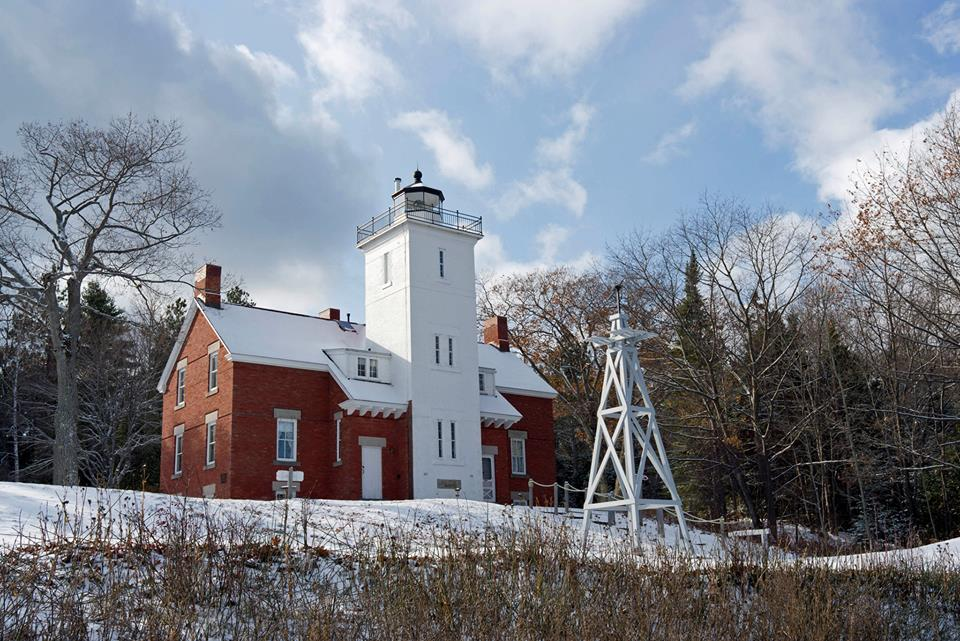 40 Mile Point Lighthouse-Photo by James Hopp