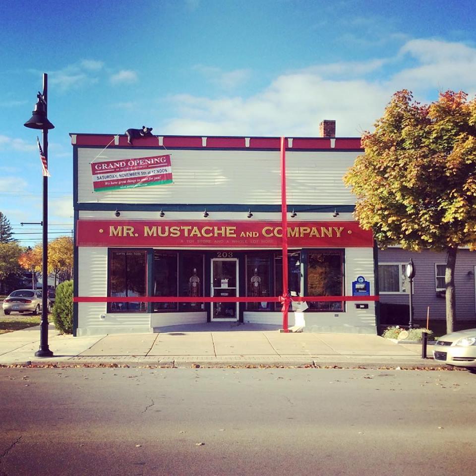 Mr. Mustache & Company