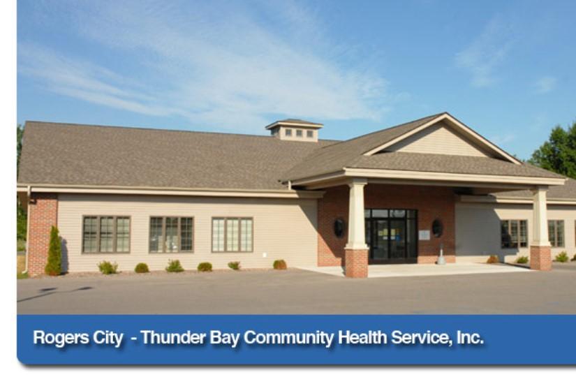 Thunder Bay Community Health Services Inc. - 205 S. Bradley HwyRogers City, MI 49779989-734-5065