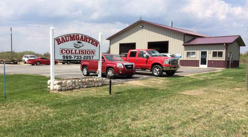 Baumgarten Collision LLC - 20770 Industrial DriveOnaway, MI 49765989-733-2257