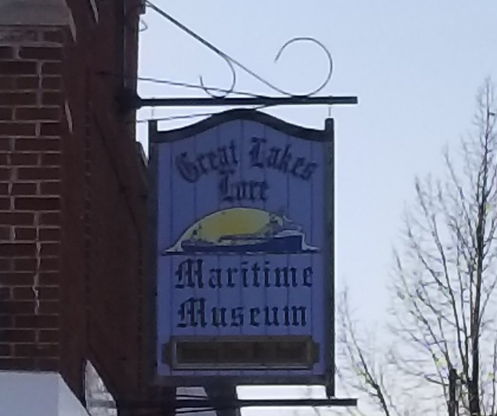 Great Lakes Lore Maritime Museum - 367 North Third StreetRogers City, MI  49779989-734-0706