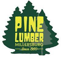 Pine Lumber Company of Millersburg - 12587 Luce StreetMillersburg, MI 49759(989) 733-6117