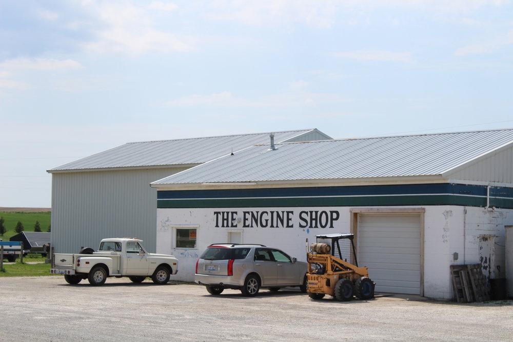 The Engine Shop - 3218 US 23 SouthRogers City, MI 49779989-734-4241