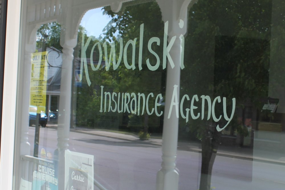 Kowalski Agency, Inc - 141 South Third StreetRogers City, MI 49779(989) 734-3880