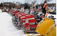 Rogers City Antique & Vintage Snowmobile Show - (989) 928-4756