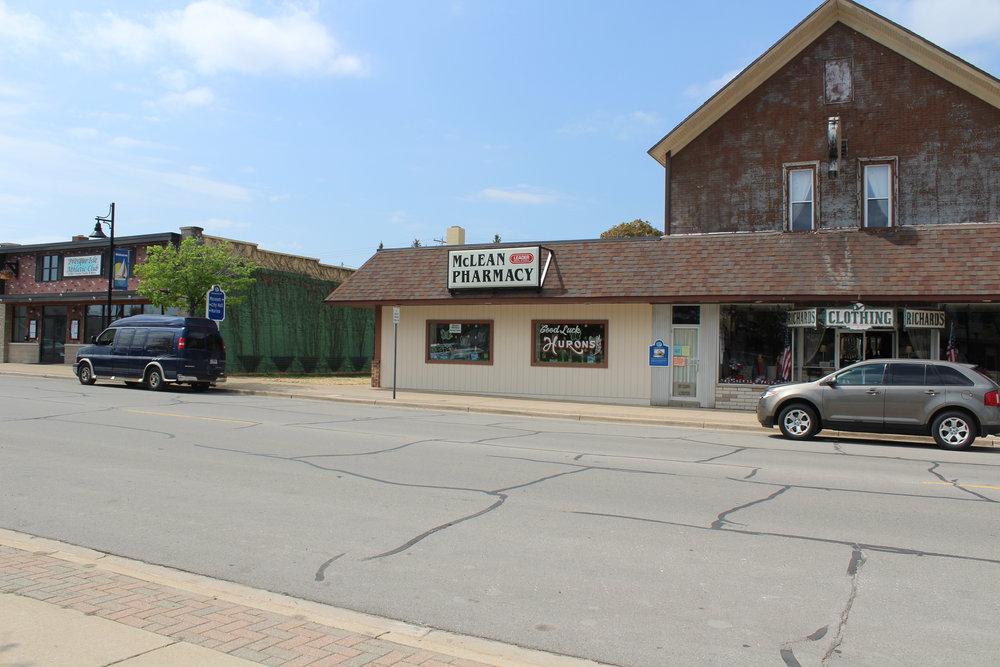 McLean Pharmacy - 229 N. Third St.Rogers City, MI 49779(989) 734-4701