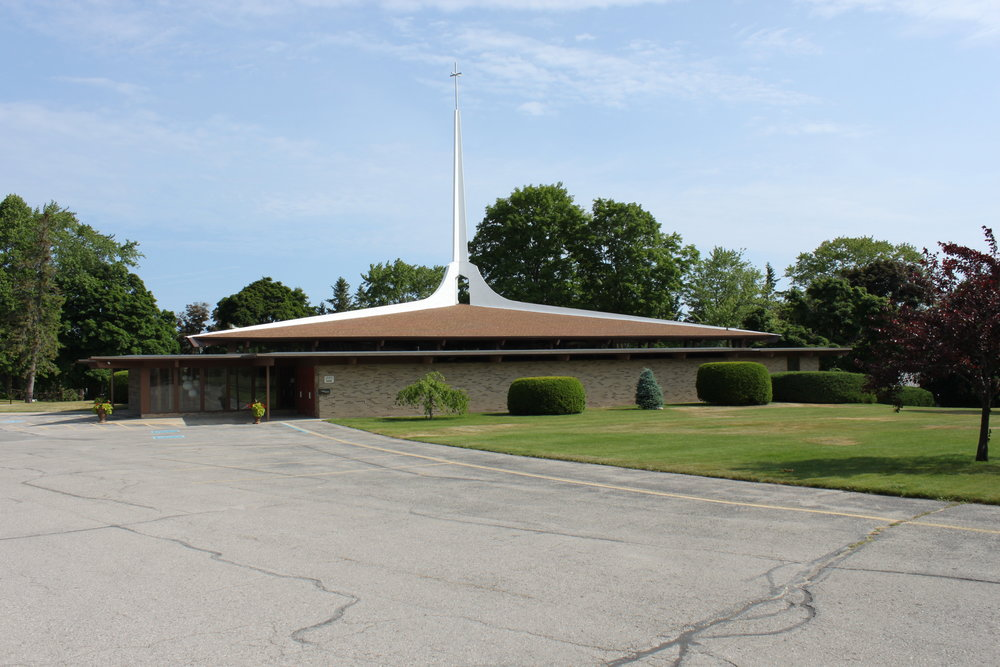 St. John Lutheran Church & School - 460 West Erie StreetRogers City, MI 49779(989) 734-4522