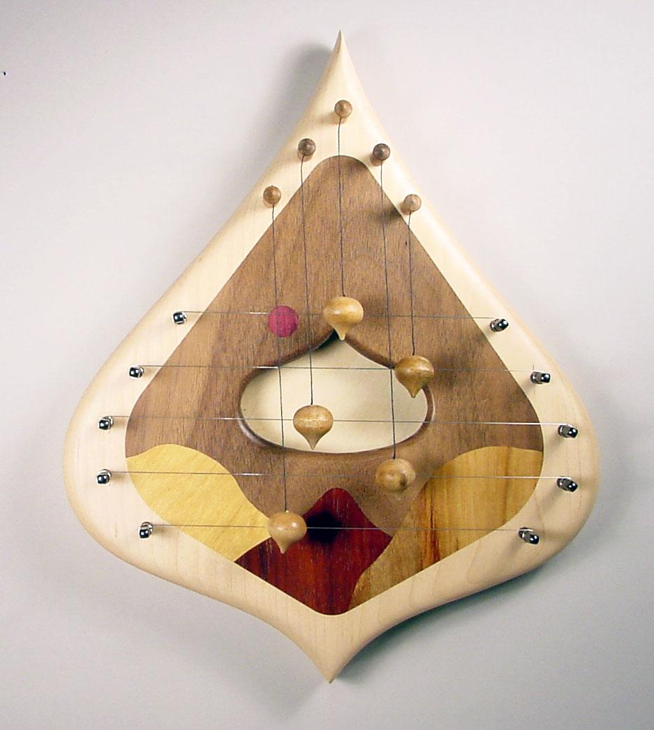 & Bob Murphy: door harps \u2014 Creations Gallery