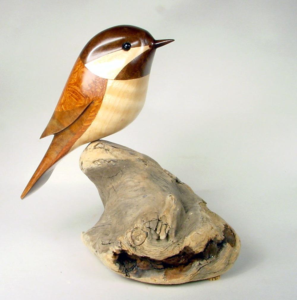 Gordon Stennett Bird Carvings Creations Gallery