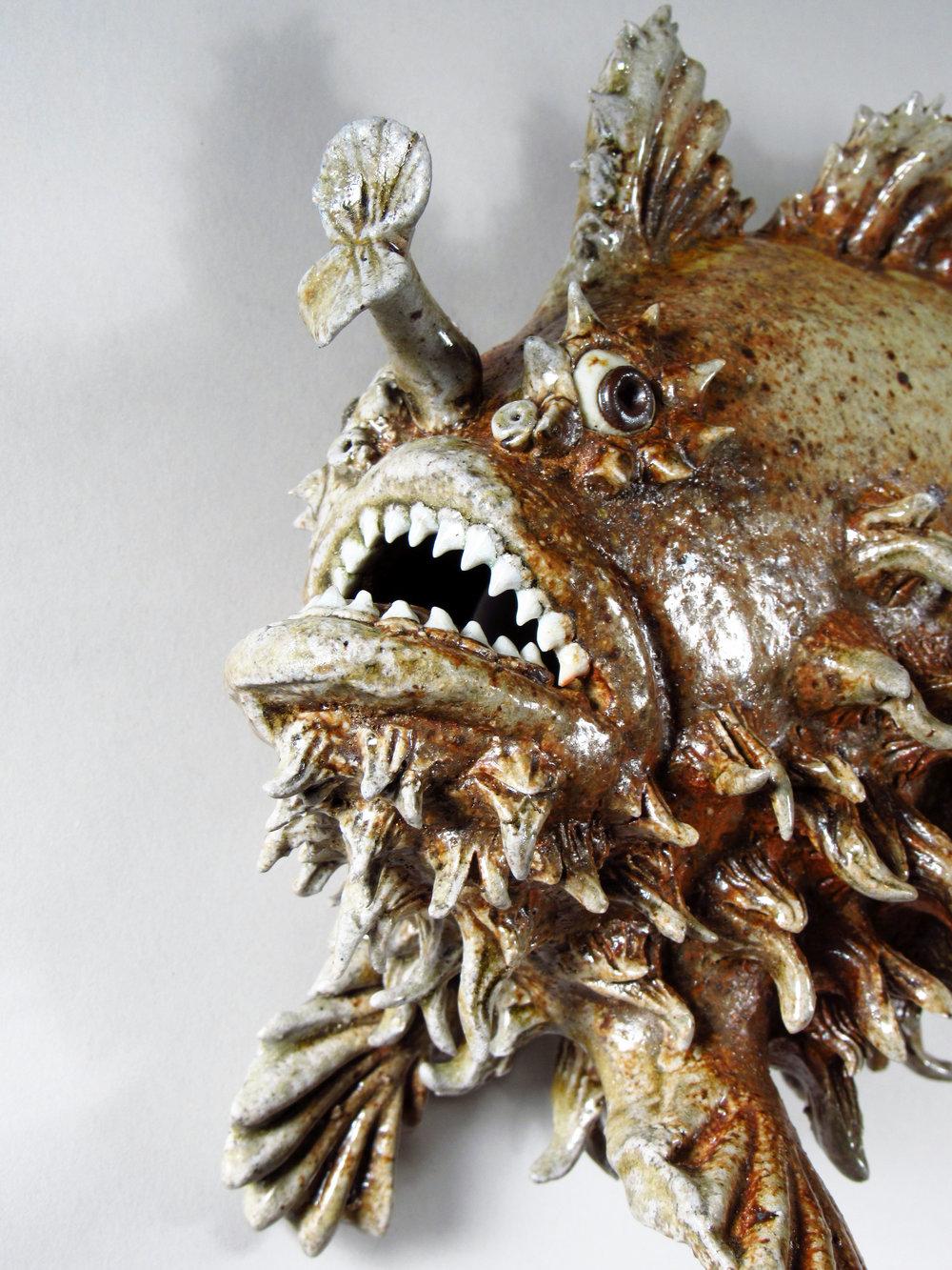 Alan Bennett Ceramic Fish Creations Gallery