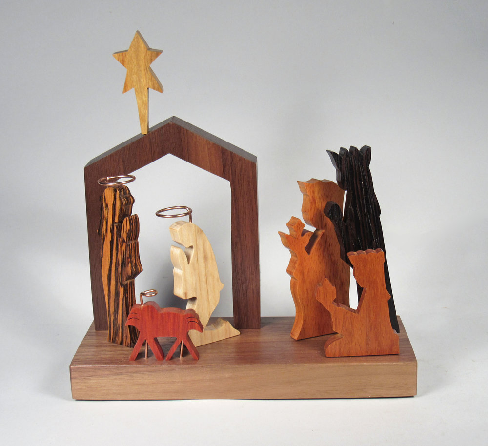 Nativity by Jerry Krider
