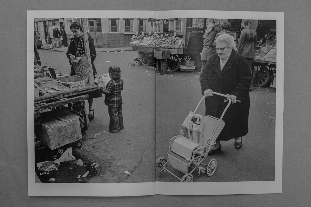 Tony Bock - Social Landscapes East London in the 1970s