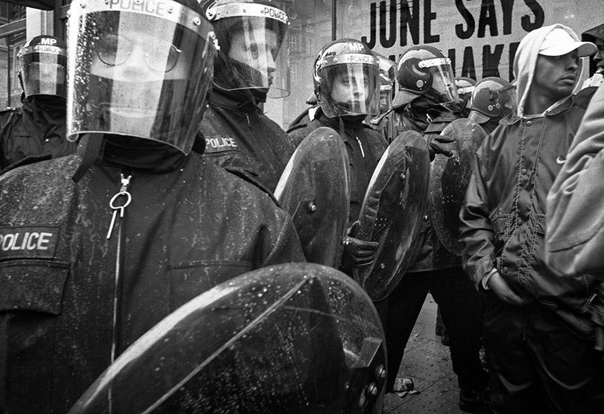 Brian David Stevens—Mayday