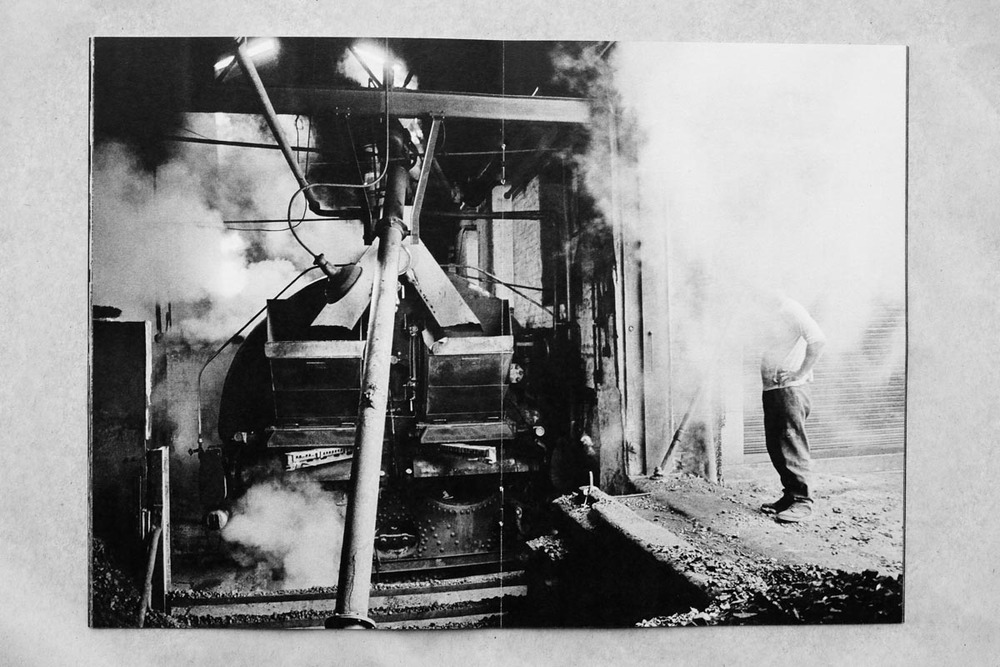 Weldone Boiler Fluers 1976-1977 — Daniel Meadows
