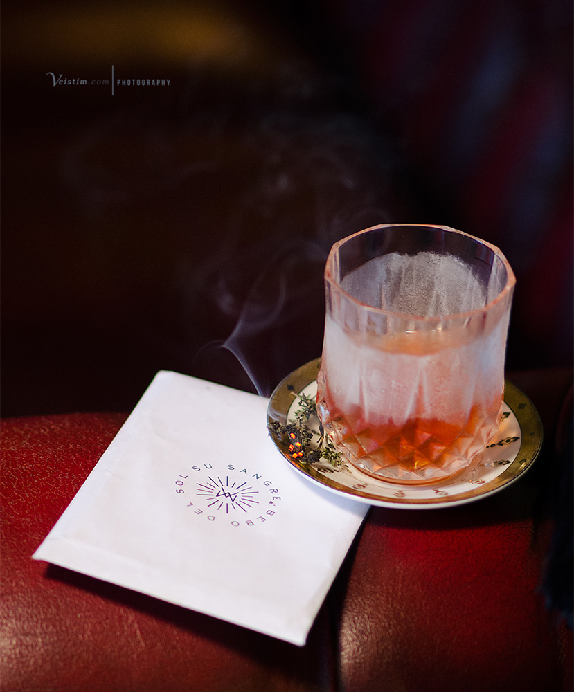 A Letter, a Drink and the Scent
