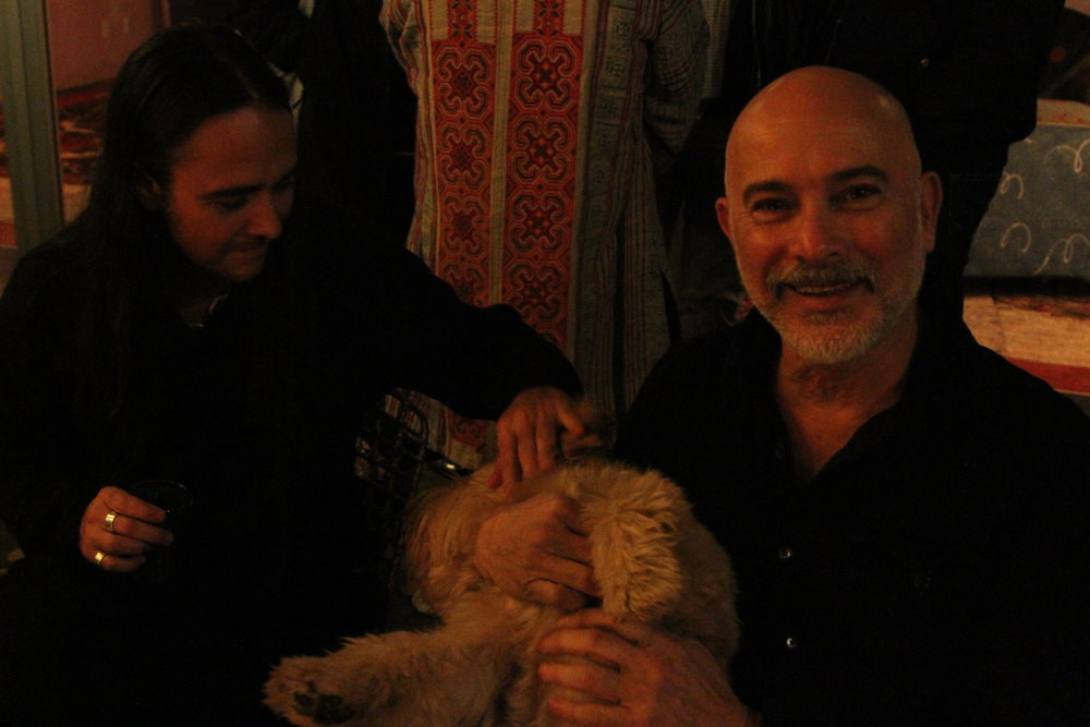 T De Long, Izhar Patkin & Pooh Bear