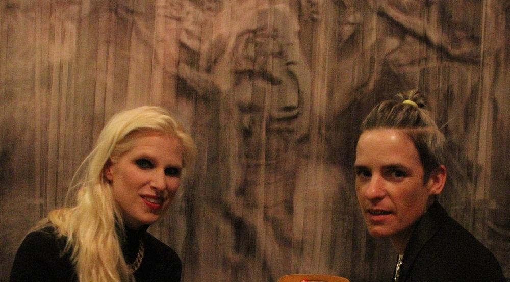 Cajsa von Zeipel & Sophie Morner