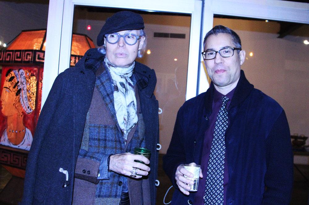Patrick McDonald & Glenn Belverio