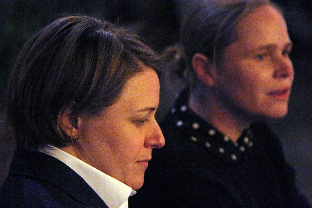 Meaghan Gragg & Hanna Liden