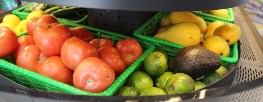 The Bread Basket in Sunset Valley offers a variety of fresh produce as part of a local nonprofit's Healthy Corner Store Initiative)  Community Impact - August 26, 2017