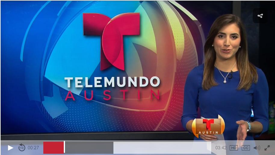 Telemundo Austin - November 15, 2016