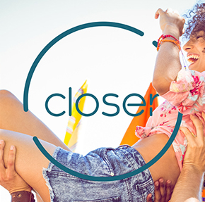 CLOSER EXPERIENTIAL AGENCY BRAND