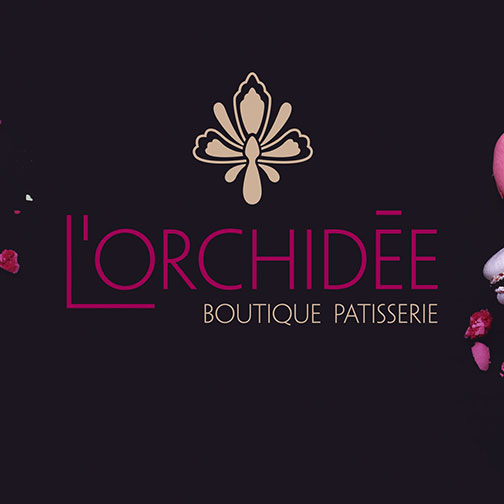 L'Orchidee Website