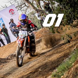 Rider No: 01