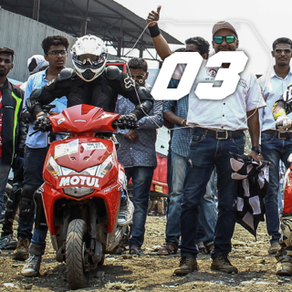 Rider No: 03