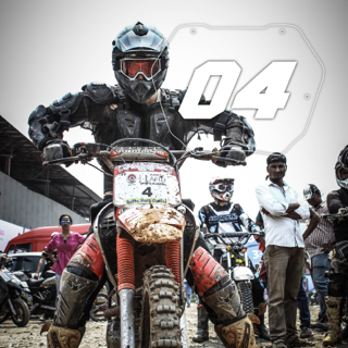 Rider No: 04