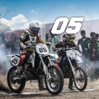 Rider No: 05